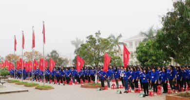 Đoàn trường THPT Nguyễn Đức Mậu: Xứng đáng là thế hệ tiếp nối trang sử vẻ vang của trường
