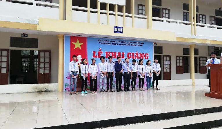 Lễ khai giảng năm học mới 2019-2020